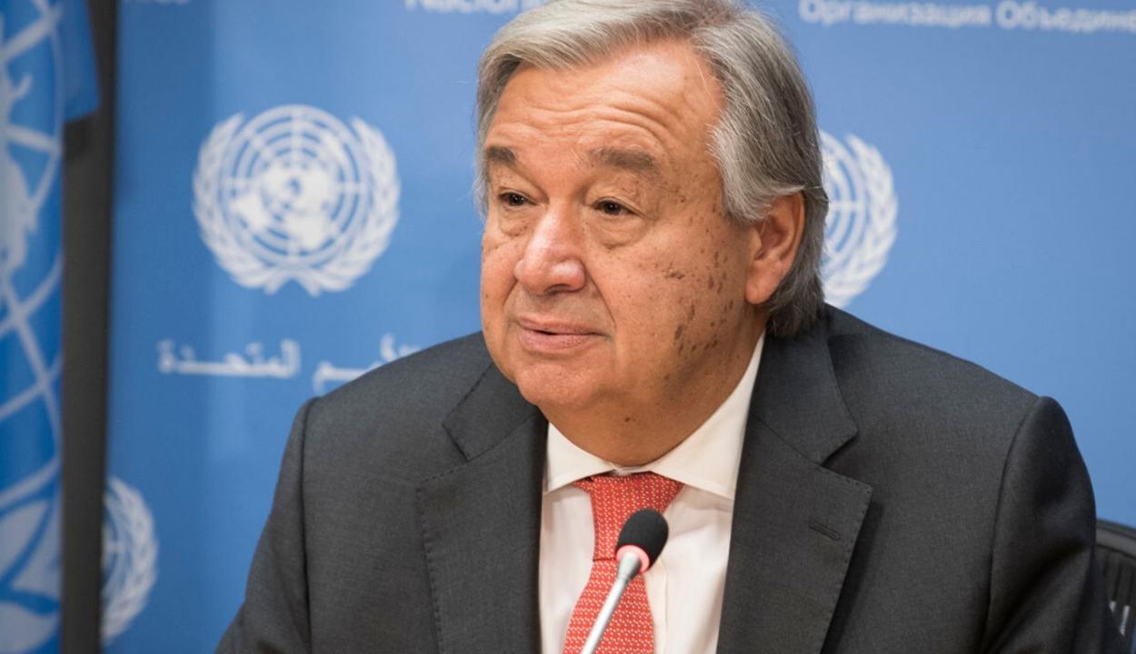 ENSZ-főtitkár: használjuk fel a járványt, hogy jobbá tegyük világunkat