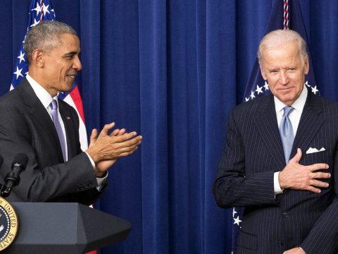 Barack Obama egykori elnök támogatja Joe Biden elnökjelöltségét