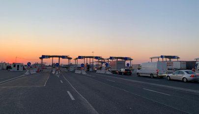 További öt határátkelőt nyitnak meg a magyar-román határon