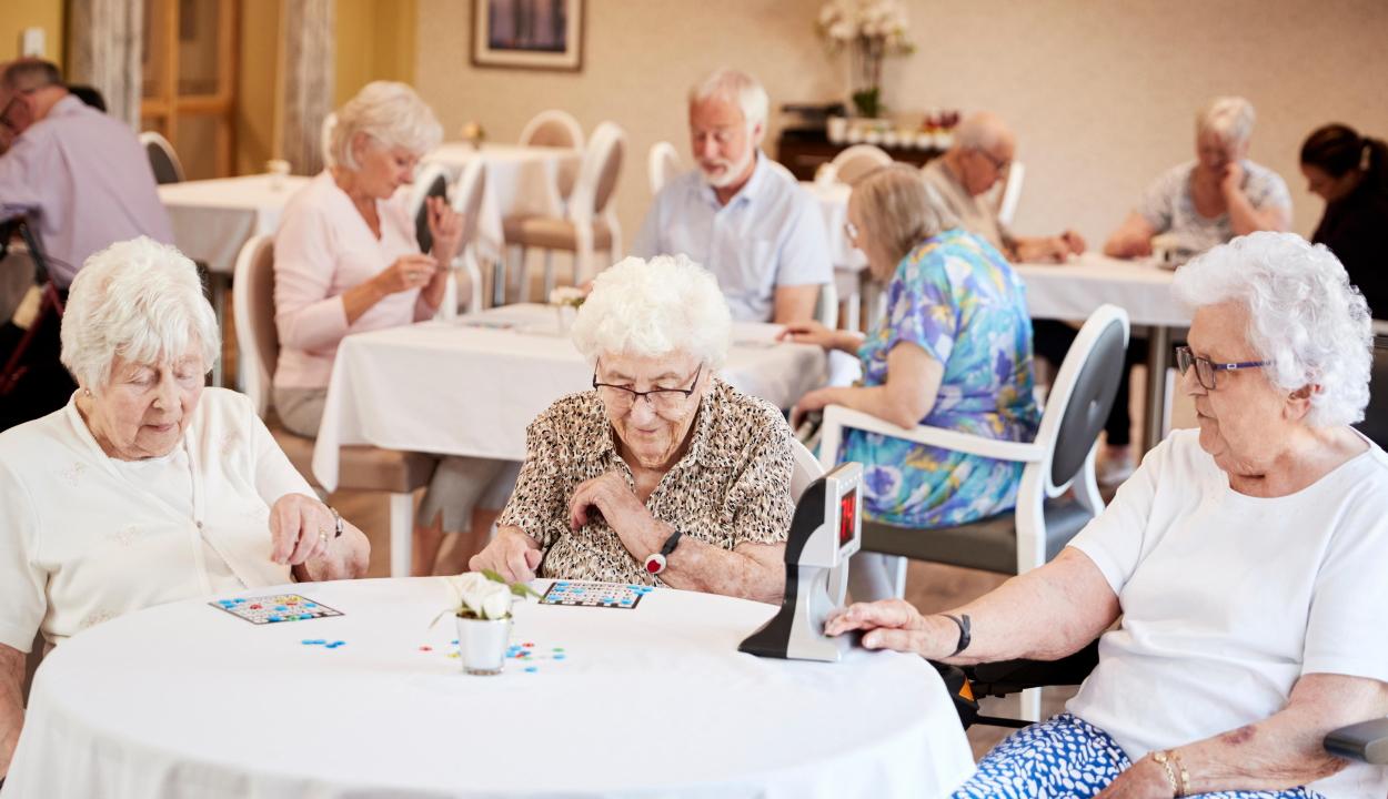 A hiperbár oxigénterápia visszafordíthatja az öregedést