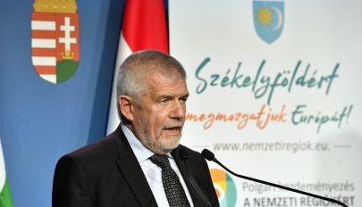 Izsák Balázs: Székelyföldért megmozgattuk Európát!