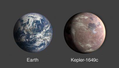 Megtalálták a Földre leginkább hasonlító bolygót