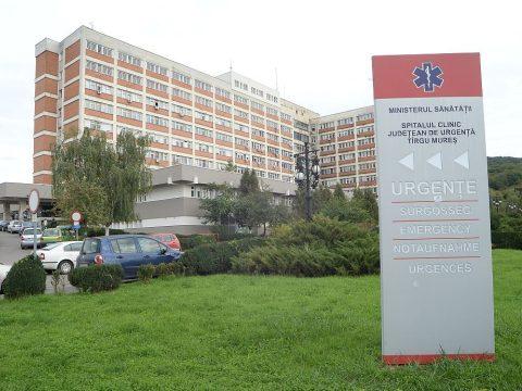 Házi karanténba vonult a marosvásárhelyi megyei sürgősségi kórház 102 alkalmazottja