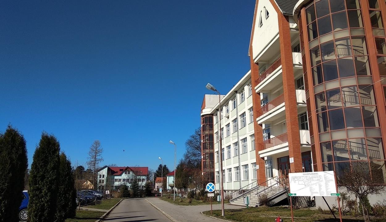 Változott a kézdivásárhelyi kórház besorolása