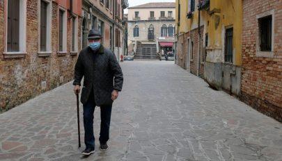WHO: az európai halálos áldozatok 95 százaléka hatvan év feletti