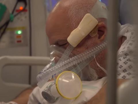 A BBC testközelből mutatta meg, ahogy életeket mentenek az orvosok