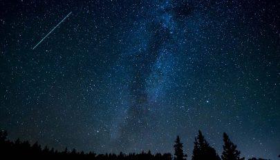 Kezdődik az év leglátványosabb meteorhullása