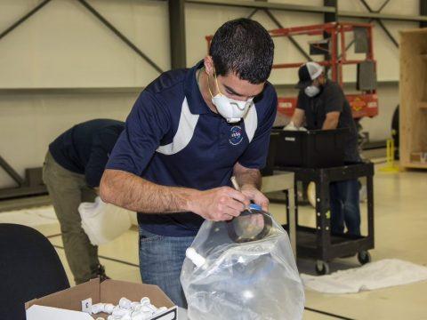 A NASA orvosi eszközök tervezésével segíti a járvány elleni védekezést