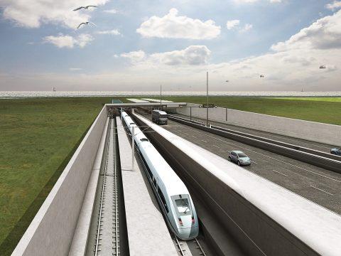 A leghosszabb vízi alagút épül Dánia és Németország között