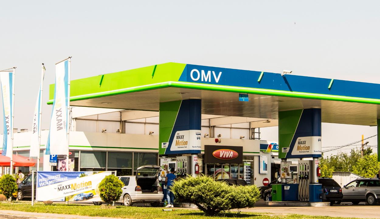 Egy kávét ad két liter használt olajért az OMV