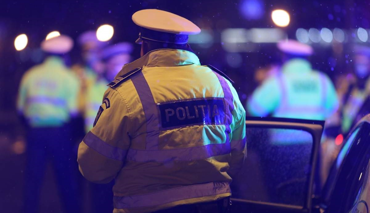 Egy csendőr és több rendőr is megsérült egy Feketehalomban kitört hétfő esti konfiktusban