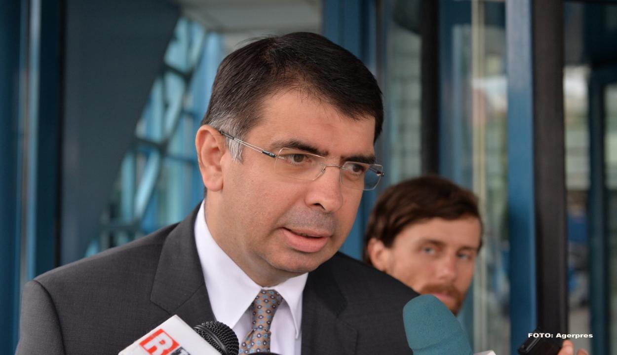 Robert Cazanciuc a szenátus új ügyvivő elnöke