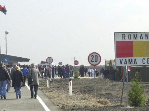 Szervezett gyalogos átkelések a román-magyar határon?