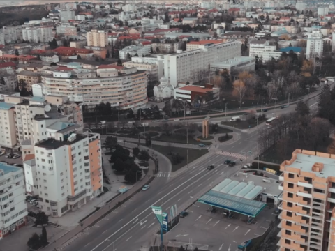 Videón a teljes karantén alá helyezett Szucsáva