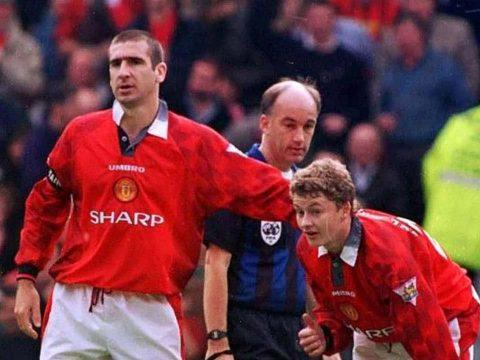 A futballfilozófus Cantona