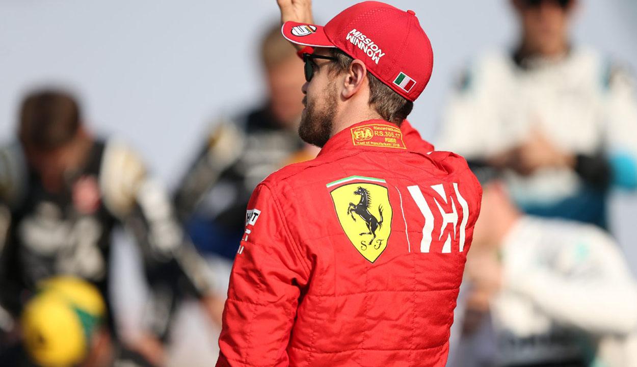 Bátor lépés Vetteltől
