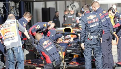 Bizakodnak az F1-ben