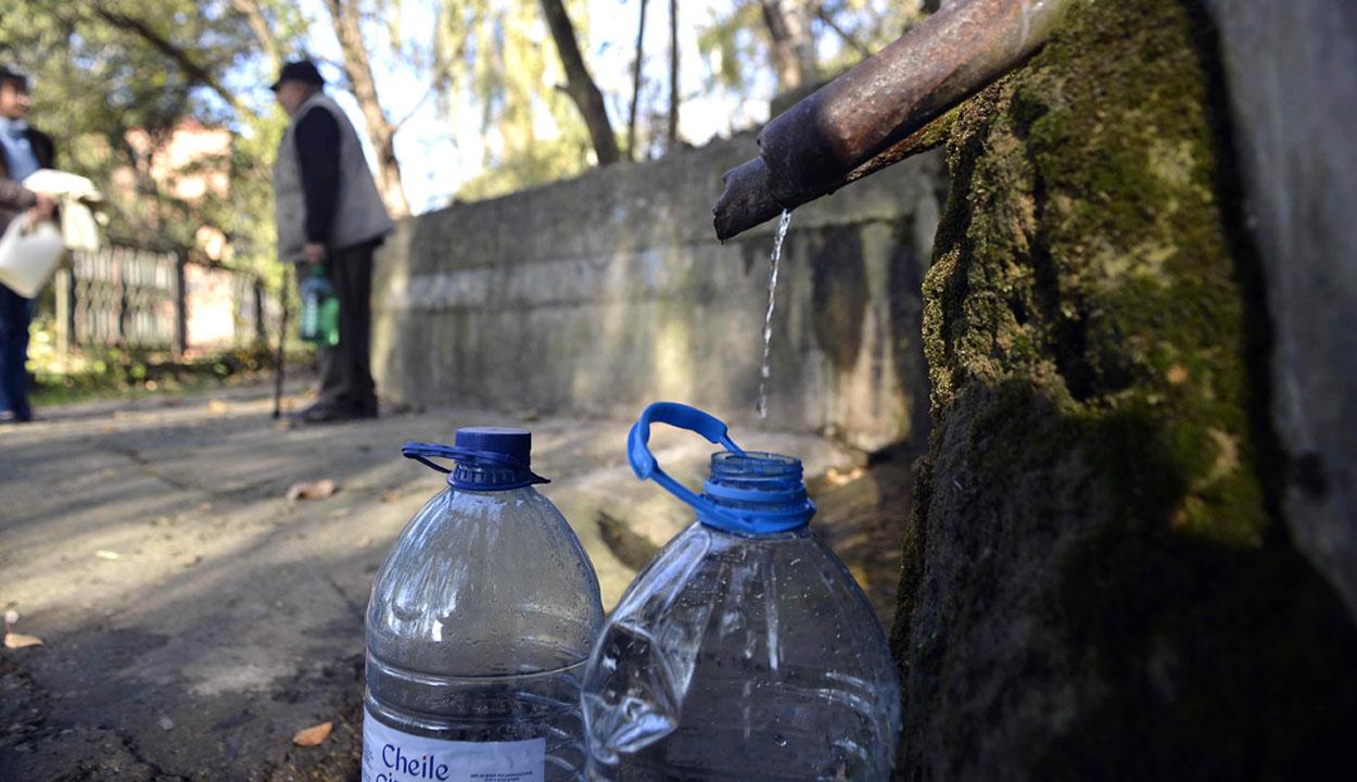 Fertőzött víz a csapon