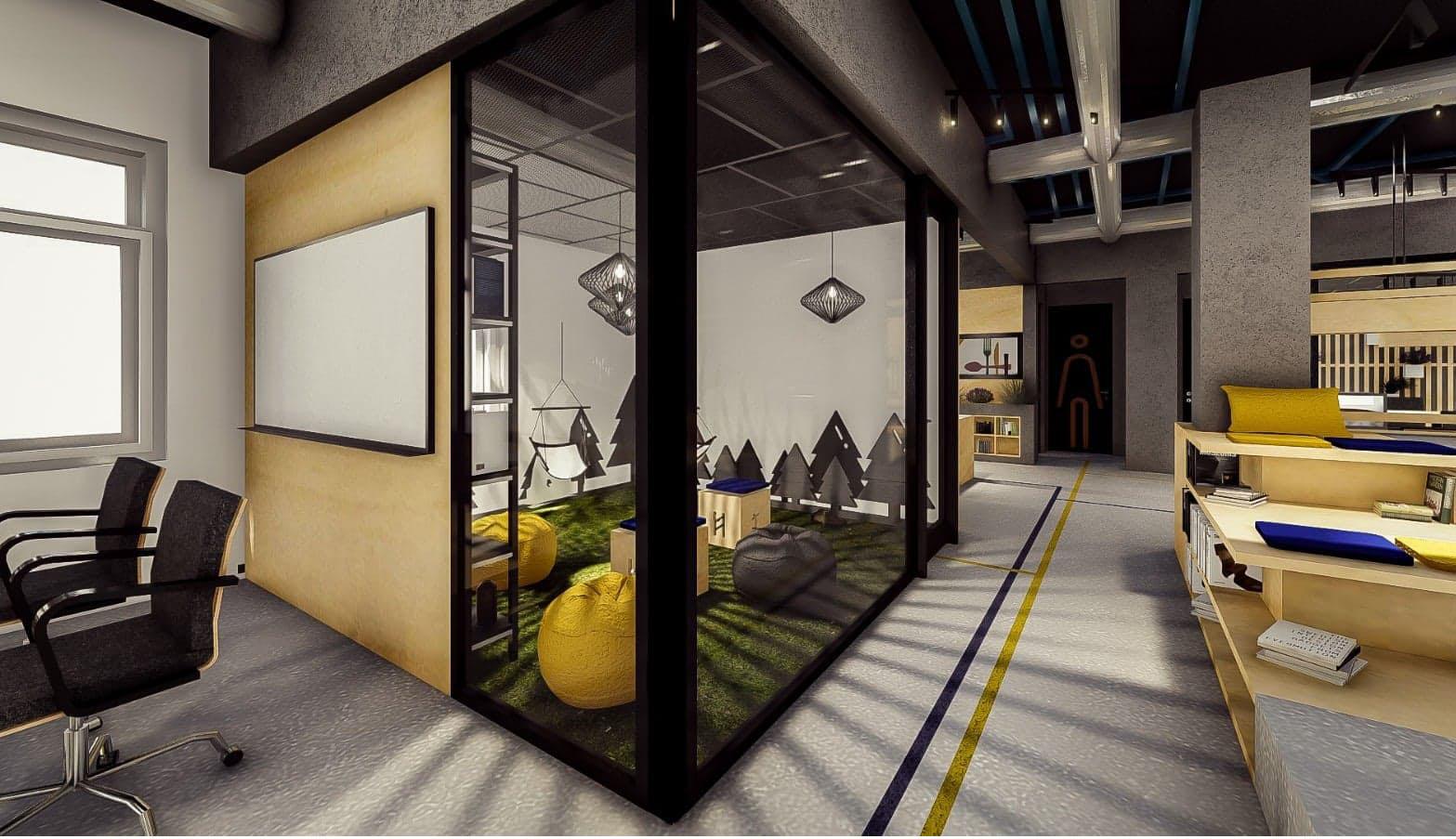 Épül a Design Bank