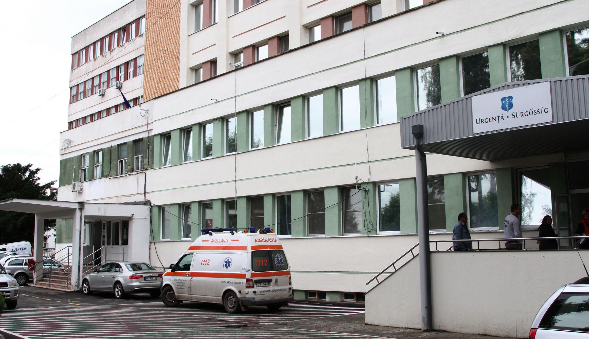 Már csak három koronavírusos beteget kezelnek a megyei kórházban
