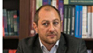 András-Nagy Róbert, a Dr. Fogolyán Kristóf Megyei Sürgősségi Kórház igazgatója. 80 százalékkal kellett csökkenteniük a beutalásokat