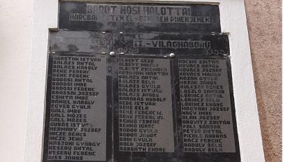 Hősök emlékezete