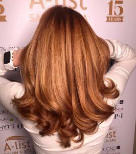 Gabriellát azok a hajak nyűgözik le, amelyek tökéletesen kiemelik a vendég adottságait, amikor a szín és a fazon harmonizál a viselőjével