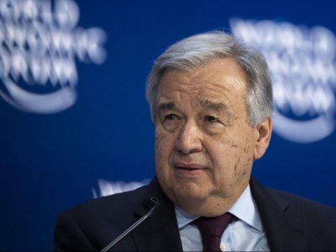 ENSZ-főtitkár: gyűlöletáradatot indított a járvány, harcolni kell ellene