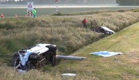 Romániai vendégmunkásokat szállító mikrobusz balesetezett Hollandiában