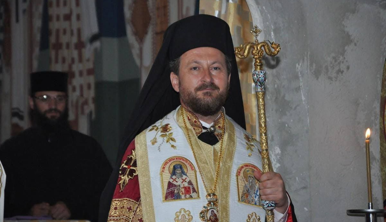 Ortodox püspök szexorgiái