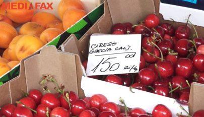 150 lejbe is kerülhet egy kiló cseresznye a bukaresti piacokon
