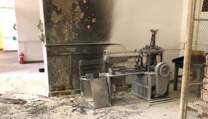 Robbanás történt a kudzsiri fegyvergyárban, ketten megsérültek