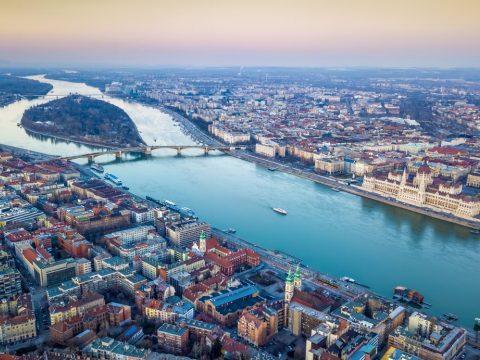 Több mint száz kilométerrel lett rövidebb a Duna