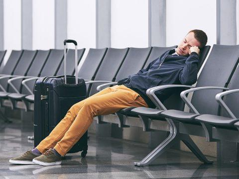 A koronavírus miatt 54 napja egy indiai reptéren él egy német férfi
