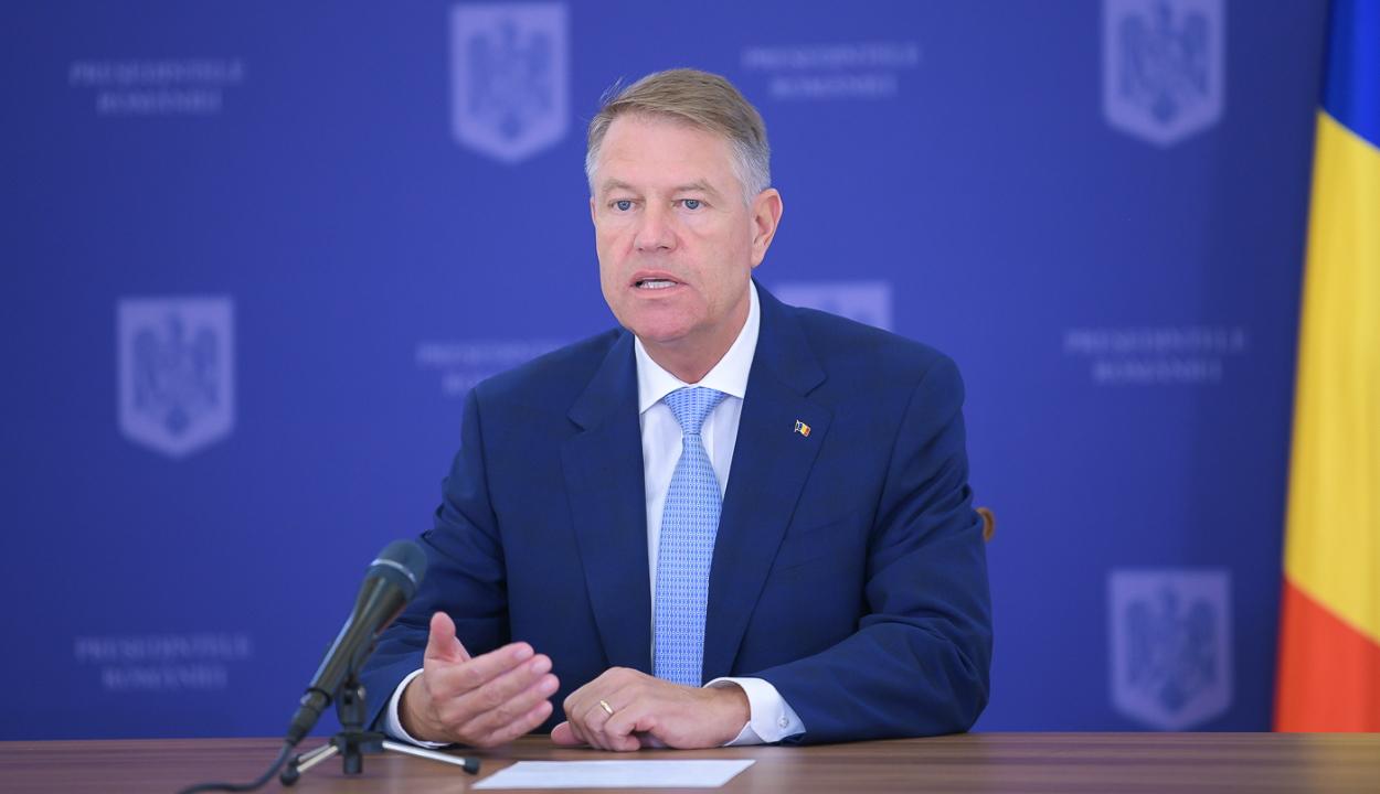 Iohannis: a választásokat december 6-án fogják megtartani