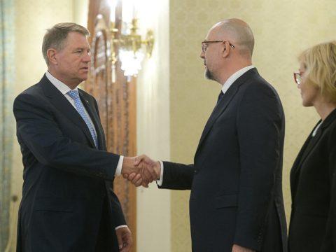 RMDSZ: Klaus Iohannis ismét előhúzta a magyar kártyát