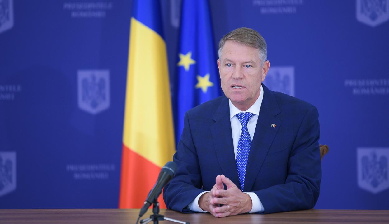 Klaus Iohannis államfő fellebbezett a CNCD szankciója ellen