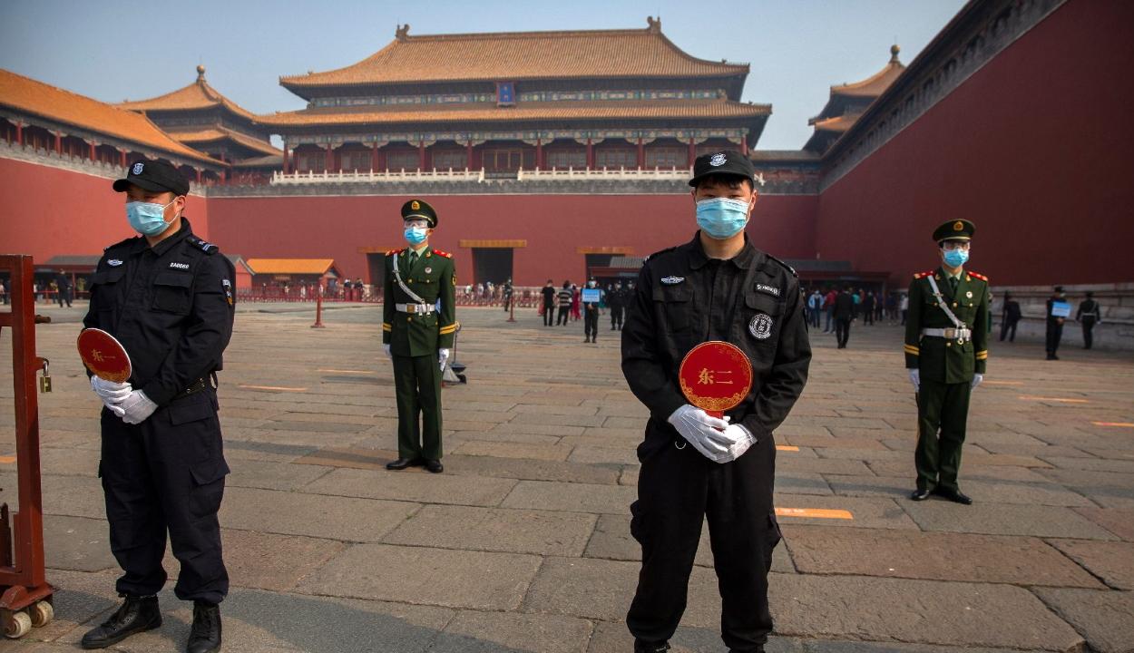 Kína bizonyítékokat semmisíthetett meg a járvány kitöréséről