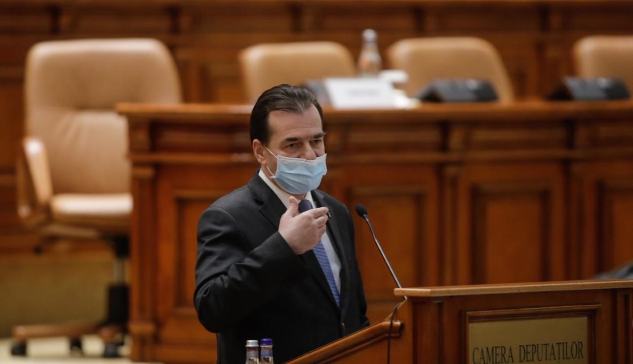 Orban támogatást vár a parlamenti képviselőktől a járványügyi szabályok betartatásához