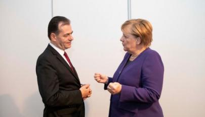 Telefonon egyeztetett a Németországban dolgozó román idénymunkások helyzetéről Merkel és Orban