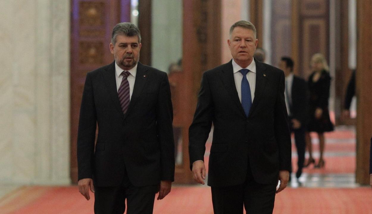 Ciolacu panaszt tett a diszkriminációellenes tanácsnál Iohannis ellen