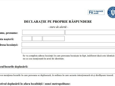 FRISSÍTVE: Ezt a nyomtatvány töltse ki, ha el akarja hagyni a települést, ahol él