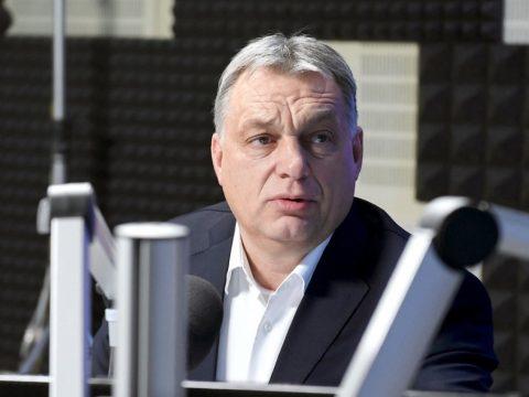Orbán Viktor türelemre int Klaus Johannis nyilatkozatával kapcsolatban