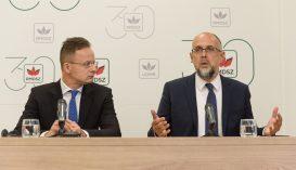 Szijjártó: szeretnénk, ha Magyarország nem lenne téma a romániai választási kampányokban