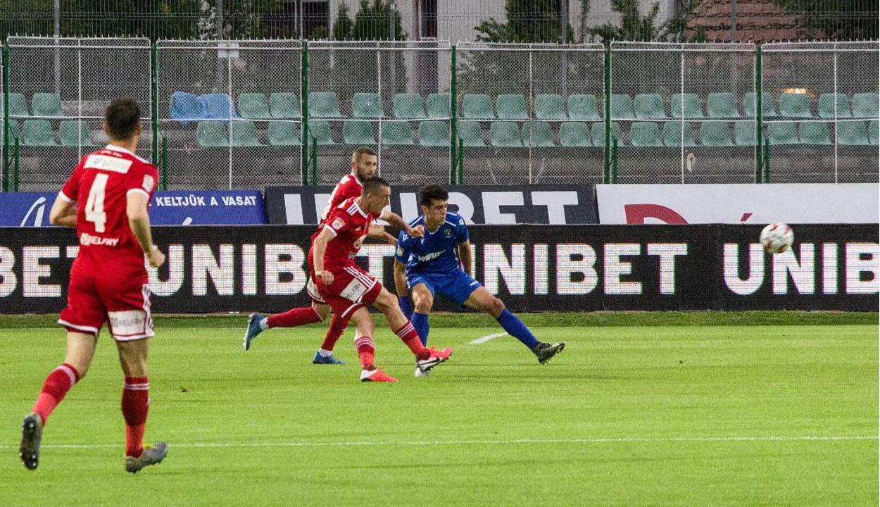 A Dinamo ellen a pontokért