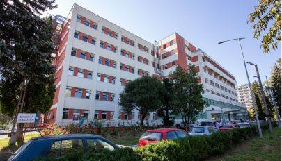 Hat kórházi alkalmazott fertőződött meg