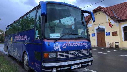 Lassan elindulnak a települések közötti autóbuszok
