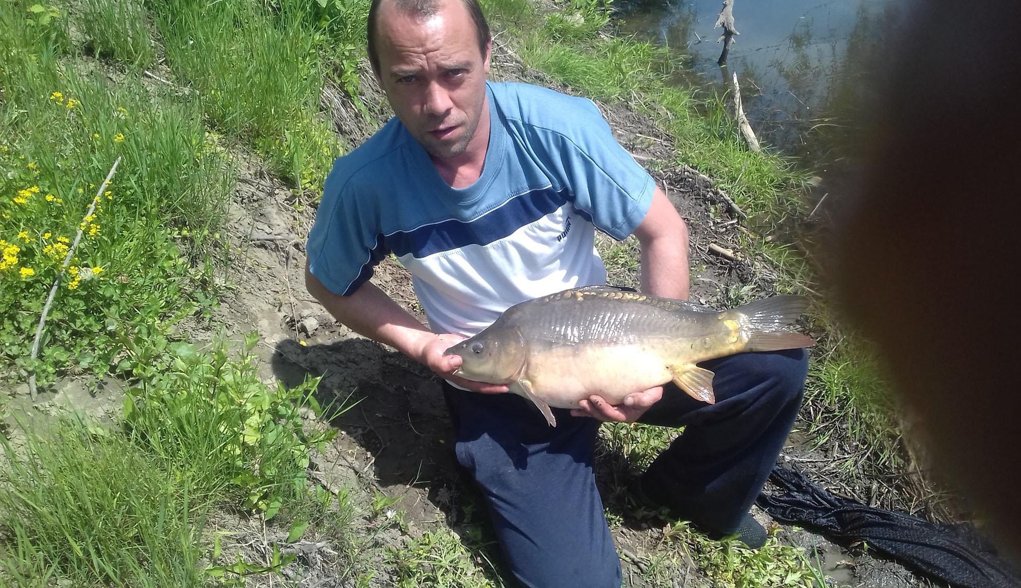 Horgászat óvintézkedésekkel