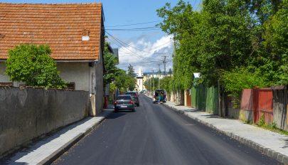 Elkészült a Fenyves utca