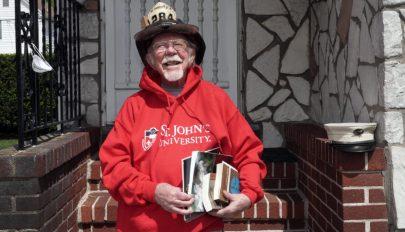 88 évesen végezte el az egyetemet egy amerikai férfi